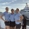 Dockwalking clothing: Tidy polo shirts and shorts are acceptable