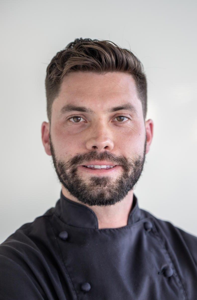 Sushi Master Nick Walden