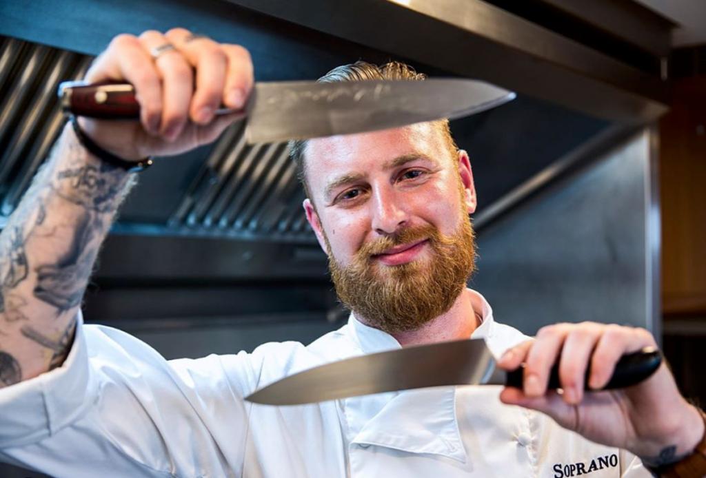 Chef Chris Simon