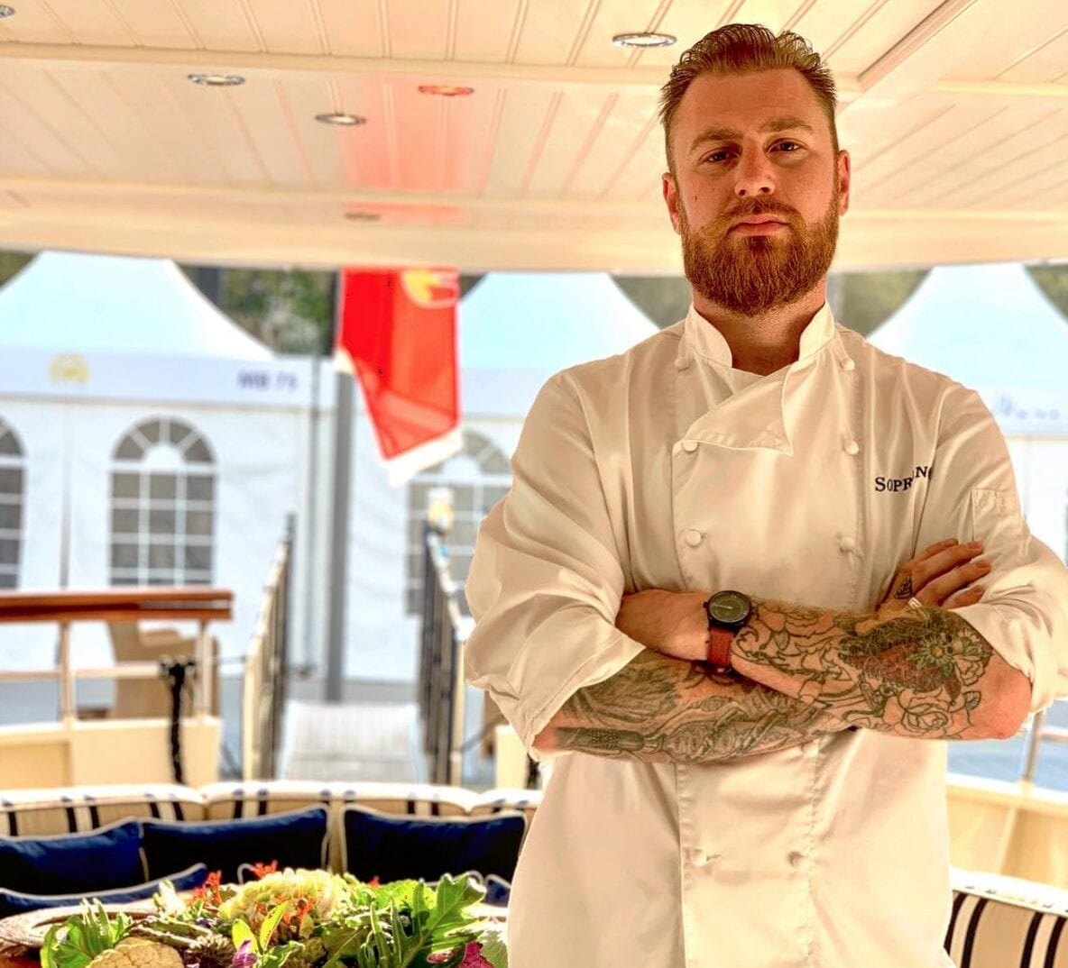 The Superyacht Chef
