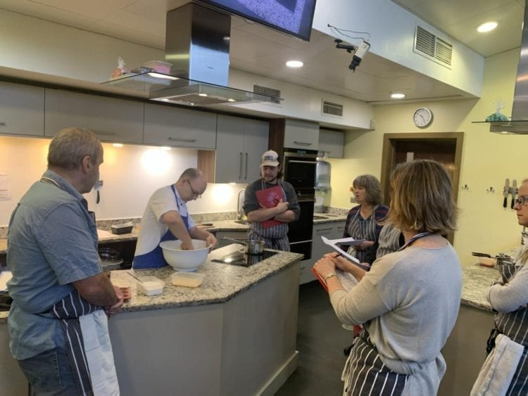 yacht chef course