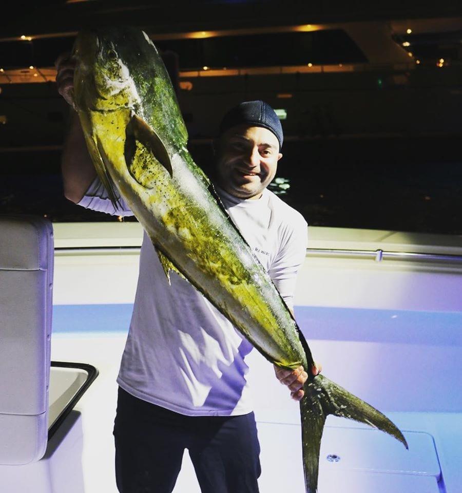yacht chef