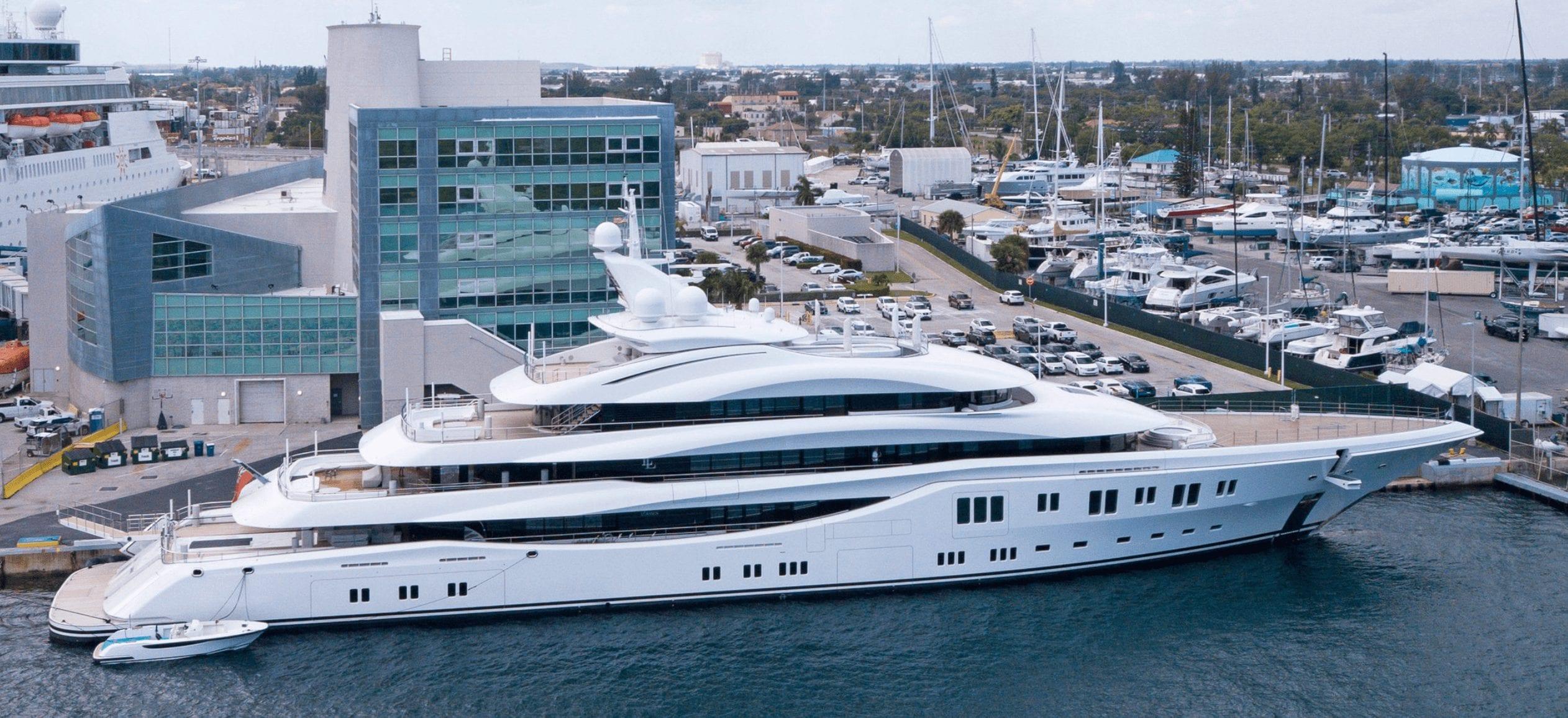 Berth One Palm Beach