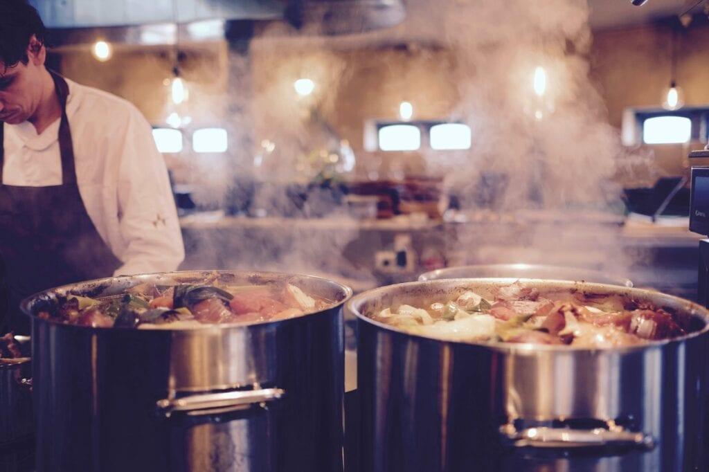 Crew food Crew Chef